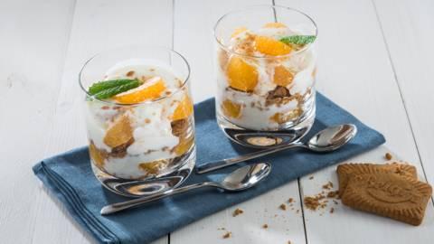 Trifle aux mandarines