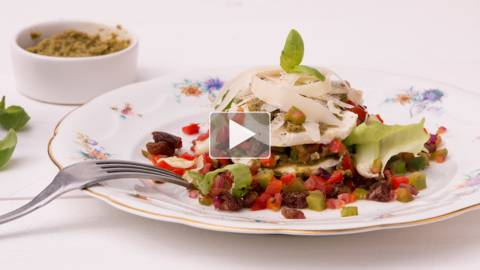 Burger de légumes