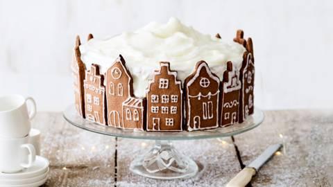 Gâteau spectaculaire