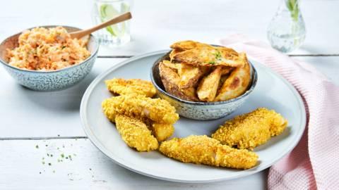 Fish & chips revisité