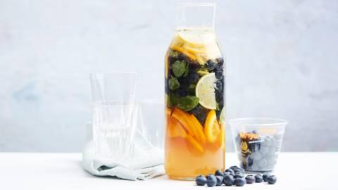 Limonade fruité frais