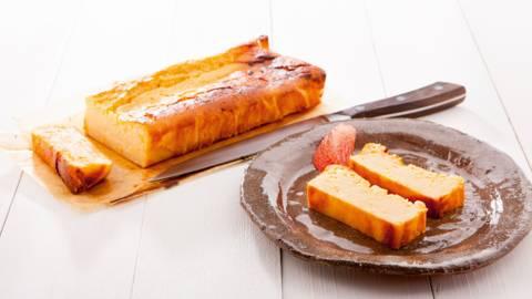 Cake au yaourt au pamplemousse
