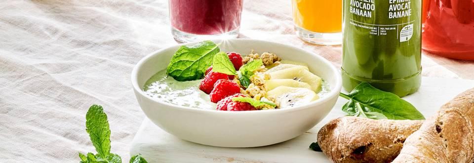 Bowl healthy au muesli