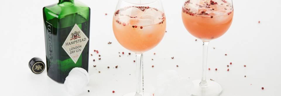 Gin-tonic aux agrumes et aux épices