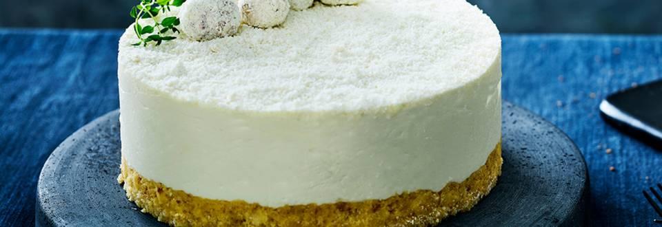 Gâteau au chocolat blanc sans cuisson_Main