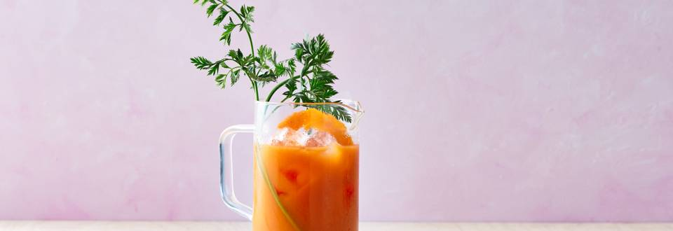 Jus carotte-orange