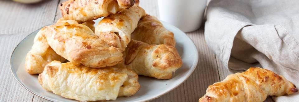 Croissants aux pommes