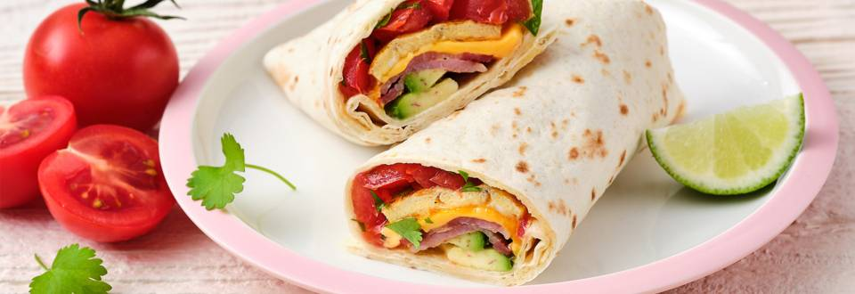 Burrito met ei en spek_main